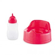 Corolle Cherry Potty Set by Corolle