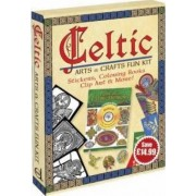 Celtic Arts and Crafts Fun Kit by Dover Publications Inc