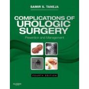 Complications of Urologic Surgery by Samir S. Taneja