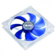 Ventilator 140 mm Akasa Ultra Quiet Emperor Blue, AK-195-BL