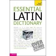 Essential Latin Dictionary: Teach Yourself by Alistair Wilson