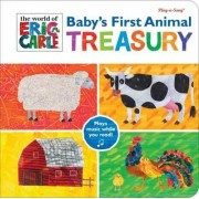 Baby's First Animal Treasury by Eric Carle