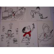Cartes Postales Petit Nicolas