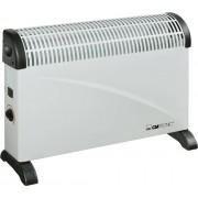 Clatronic KH 3077 - Convector con termostato regulable, 3 niveles de temperatura