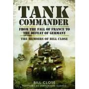 Tank Commander by Bill Close