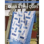 Quick & Easy Quilts by Dynamic Resource Group (DRG)