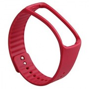 MXtechnic Stylish design Replacement Band For Samsung Galaxy Gear SM-R350 Smart Watch Only. (Red)
