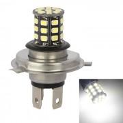 MZ H4 6.6W LED Faro del coche blanco de 33 SMD 330lm 6500K Constante