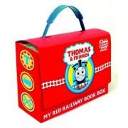Thomas and Friends: My Red Railway Book Box (Thomas & Friends) by Rev W Awdry