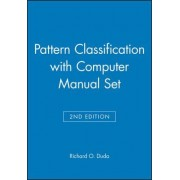 Pattern Classification: WITH Computer Manual, 2r.e. by Richard O. Duda