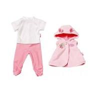 Zapf Creation 794050 - Set di abitini deluxe per bambola Baby Annabell
