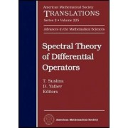 Spectral Theory of Differential Operators by T. Suslina