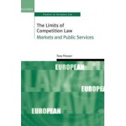 The Limits of Competition Law by Tony Prosser