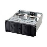 """fantec 19"""" Rechnereinschub, 4 HE, silber, 400 Watt Netzteil (TCG-4800X47A-2)"""