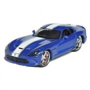 2013 Dodge Viper GTS SRT Blue Custom 1/24 by Maisto 31363