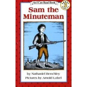 Sam, the Minuteman by Nathaniel Benchley