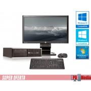 "Kit Calculator HP 6005 Procesor AMD Athlon II X2, 2 GB DDR3, HDD 160 GB + Monitor 24"" Grad B Mouse si Tastatura Gratuit"