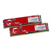 G.Skill NQ Series F3-12800CL9D-4GBNQ Dual Channel - Mémoire - 4 Go : 2 x 2 Go - DIMM 240 broches - DDR3 - 1600 MHz / PC3-12800 - CL9 - 1.8 V - mémoire sans tampon - NON ECC
