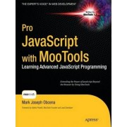 Pro JavaScript with MooTools by Mark Obcena