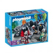 Playmobil 4147 Dragon Rock Compact Set with Knights