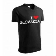 Tričko Slovakia(Suth-Litera)