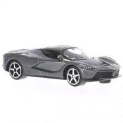 Bburago 3' 1/64 La Ferrari Grey