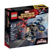 LEGO Super Heroes 76036 Carnage's Shield Sky Attack Building Kit by LEGO