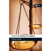 Rawls's A Theory of Justice by Frank Lovett