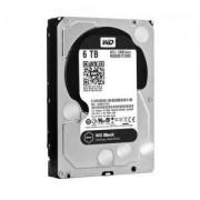 Твърд диск HDD 6TB WD Black 3.5 инча SATAIII 128MB/WD6001FZWX