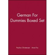 German for Dummies for Boxed Set by Paulina Christensen