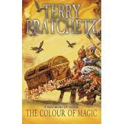 Colour Of Magic, The Discworld Novel 1 by Terry Pratchett