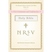 NRSV HarperCollins Catholic Gift Bible by Harper Bibles