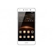 Telefon mobil Huawei Y5 II Dual Sim 4G, 5'', RAM 1GB, Stocare 8GB, Camera 2MP/8MP, White