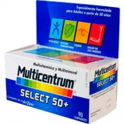 Multicentrum Multicentrum Select 50+ , 90 un