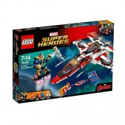 LEGO Super Heroes 76049 - Missione Spaziale dell'Aven-Jet