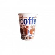 Pahare Carton Covim Art Design, 180 ml, 3000 buc