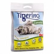 2 x 15 kg Tigerino Canada za skvělou cenu! - 2 x 15 kg s vůní dětského pudru