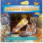 Animale salbatice - Cauta gaseste si numara