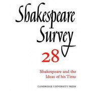 Shakespeare Survey: Shakespeare and the Ideas of His Time v.28 by Kenneth Muir