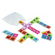 Hape Mix and Match Farm Animal Dominoes