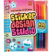 Sticker Design Studio by Editors of Klutz