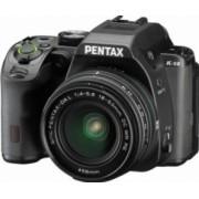 Aparat Foto DSLR Pentax K-S2 Kit 18-50mm WR Black