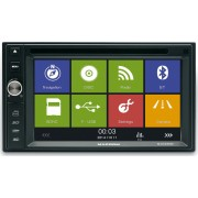 DVD Player auto cu navigatie Macrom M-DVD5566