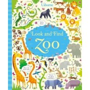 Look and Find Zoo by Kirsteen Robson