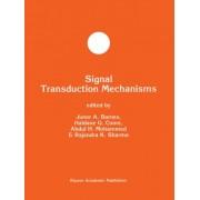Signal Transduction Mechanisms by Junor A. Barnes