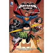 Batman and Robin HC Vol 7 Robin Rises by Peter J. Tomasi