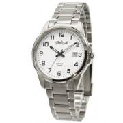 Claudio Calli Herren Armbanduhr CAL.7310 von Titan mit Saphirglas
