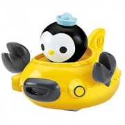 Fisher-Price Octonauts Gup Speeders Gup-D Crab Mode Toy