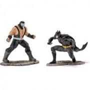 Batman Vs Bane Scenery Pack Schleich