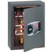 Seif pastrare chei, inchidere electronica,40 carlige, CE/40, 470 x 360 x 140 mm